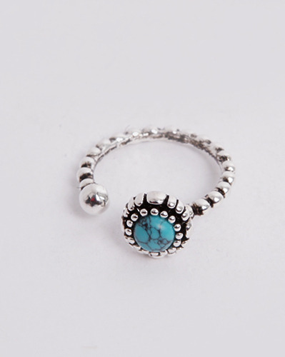 Birth stones ring=ACC(10color)