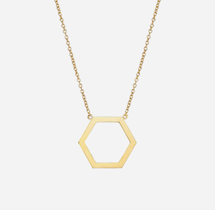THEORO™ Hexagon Necklace