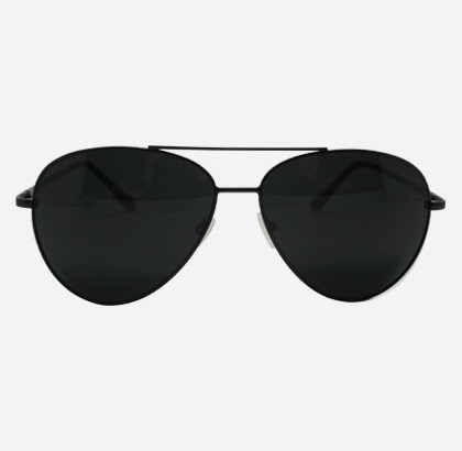 chic black sunglass